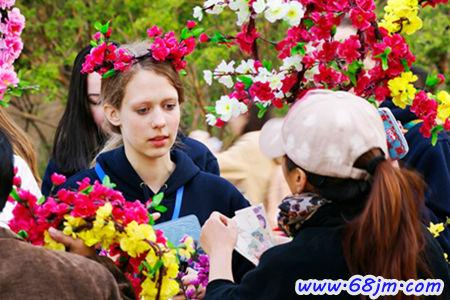 梦见买花是什么意思?-
