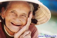 梦见老太婆、老叟、老姬、老太太