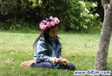 梦见捡花、捡到花